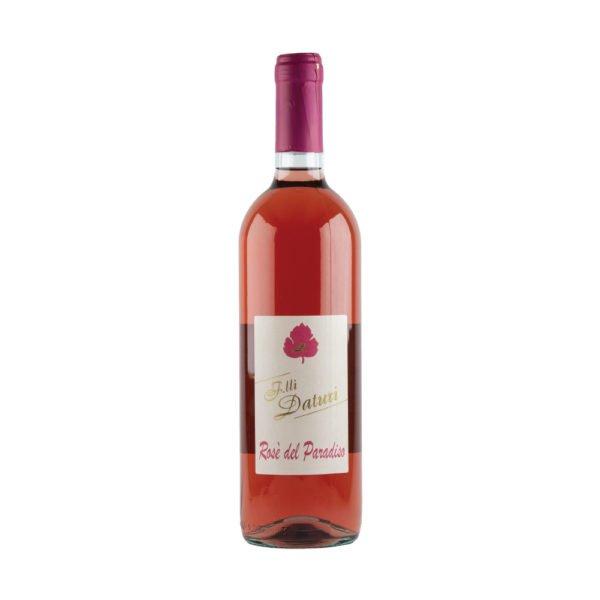 Bottiglia Rosè del Paradiso - Az Agricola F.lli Daturi